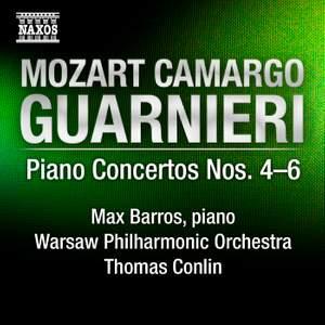 Guarnieri - Piano Concertos Nos. 4, 5 & 6