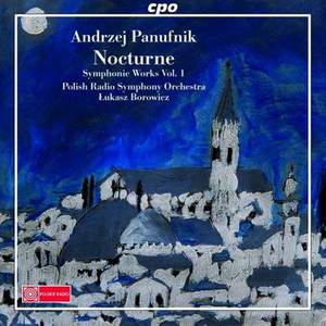 Panufnik: Symphonic Works Volume 1 Product Image