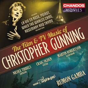 The Film and TV Music of Christopher Gunning