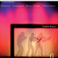 Violin Faces: A modern portrait of solo violin