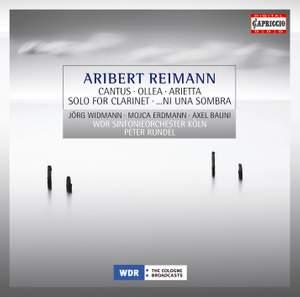 Reimann - Cantus, Ollea & Arietta