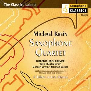 Krein Saxophone Quartet