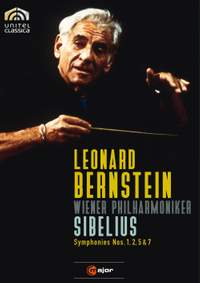 Sibelius: Symphonies Nos. 1, 2, 5 & 7 – DVD version
