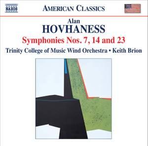 Hovhaness - Symphonies Nos. 7, 14 & 23