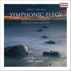 Krenek- Symphonic Elegy