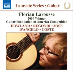 Guitar Recital: Florian Larousse