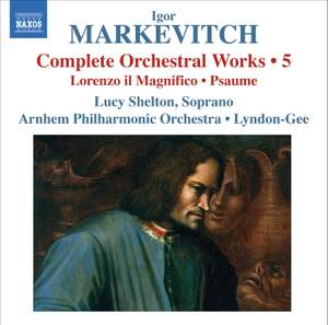 Markevitch - Complete Orchestral Works Volume 5
