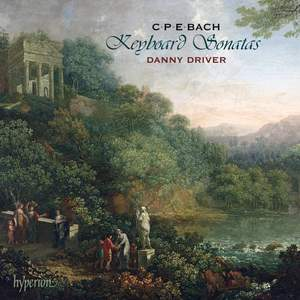 CPE Bach: Keyboard Sonatas Volume 1