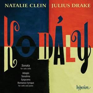 Kodály - Cello Sonata