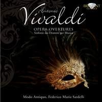 Vivaldi - Opera Overtures
