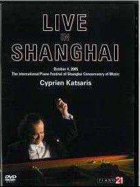 Cyprien Katsaris - Live in Shanghai
