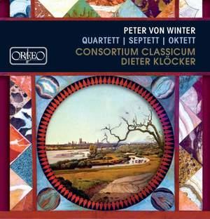 Peter von Winter - Septett, Quartett & Oktett