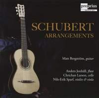 Schubert: Arrangements
