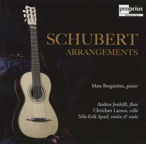 Schubert: Arrangements