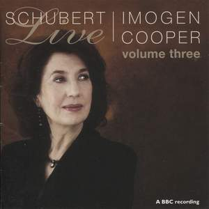 Schubert Live - Volume 3