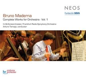 Bruno Maderna: Complete Works for Orchestra Vol. 1
