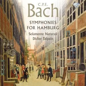 C.P.E. Bach - Symphonies for Hamburg