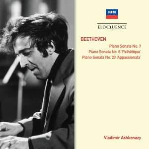 Beethoven - Piano Sonatas Nos. 7, 8 & 23