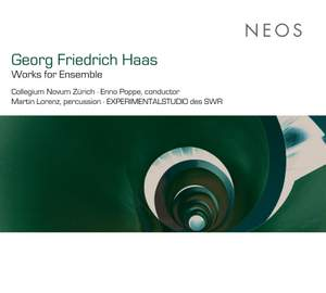 Georg Friedrich Haas: Works for Ensemble Product Image