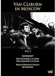Van Cliburn in Moscow, Vol. 3