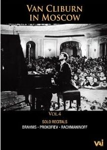 Van Cliburn in Moscow, Vol. 4