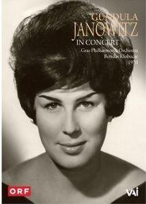 Gundula Janowitz: In Concert