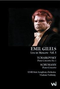 Emil Gilels Live in Moscow, Vol. 5