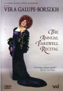 Vera Gulupe-Borszkh: The Annual Farewell Recital