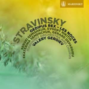 Valery Gergiev conducts Stravinsky