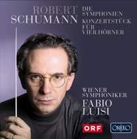 Schumann - Symphonies Nos. 1-4