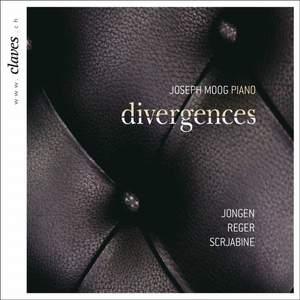 Joseph Moog - Divergences Product Image