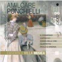 Ponchielli - Chamber Music