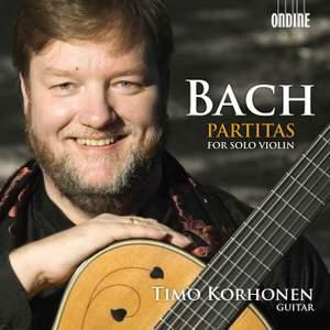 Bach - Partitas for Solo Violin