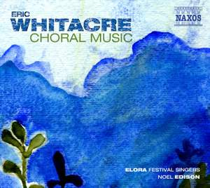 Eric Whitacre - Choral Music Product Image
