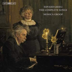 Grieg: Songs (complete)