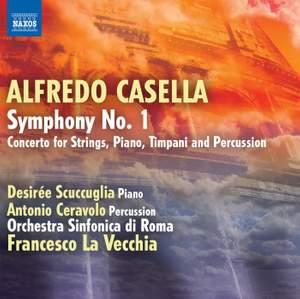 Casella: Symphony No. 1