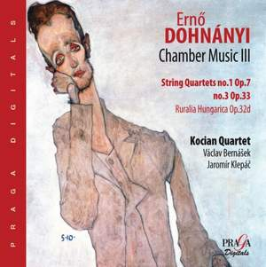 Dohnanyi - Chamber Music III