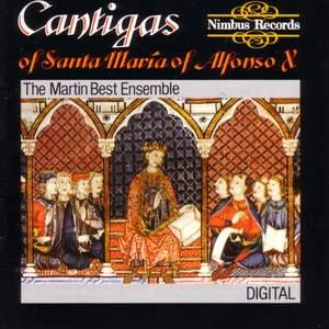 Cantigas of Santa Maria of Alfonso X El Sabio