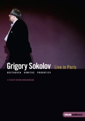 Grigory Sokolov, Live in Paris
