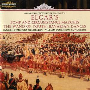 Orchestral Favourites Volume VII - Elgar's Pomp & Circumstance Marches