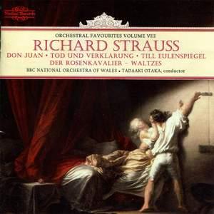 Orchestral Favourites Volume VIII - Richard Strauss