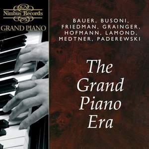 The Grand Piano Era