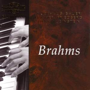 Great Pianists play Brahms