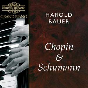 Harold Bauer plays Chopin & Schumann Product Image