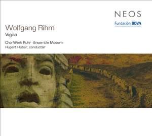 Rihm: Vigilia (for six voices and ensemble)