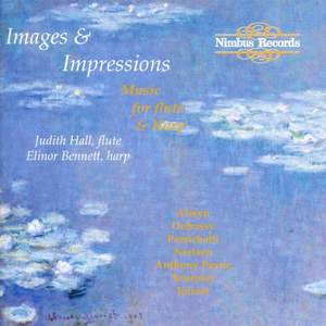 Images & Impressions: Music for Flute & Harp Product Image