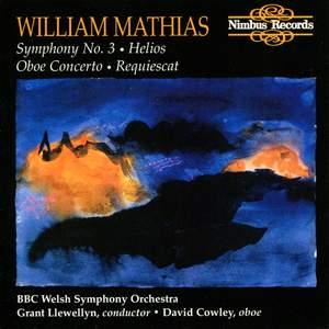 William Mathias: Symphony No.3
