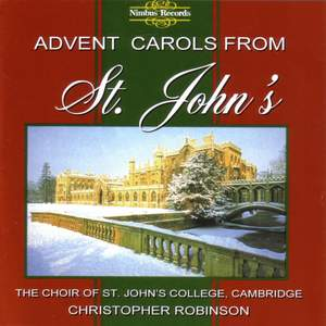 Advent Carols from St. John's College, Cambridge Product Image