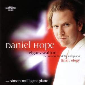 Elgar & Walton: Violin Sonatas