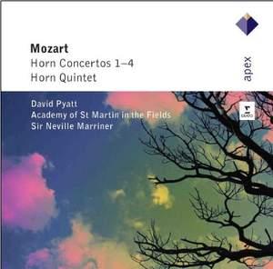 Mozart - Horn Concertos & Horn Quintet